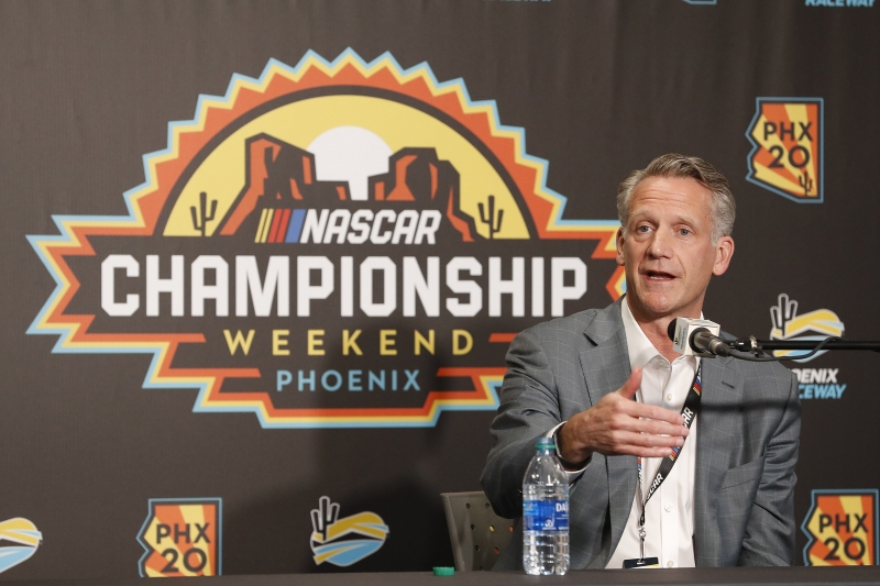 November 7, 2020:    Steve Phelpsat Phoenix Raceway in Avondale, AZ.   (HHP/Harold Hinson)