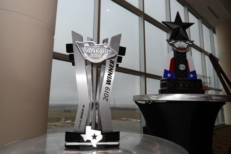 Texas Motor Speedway Media Day