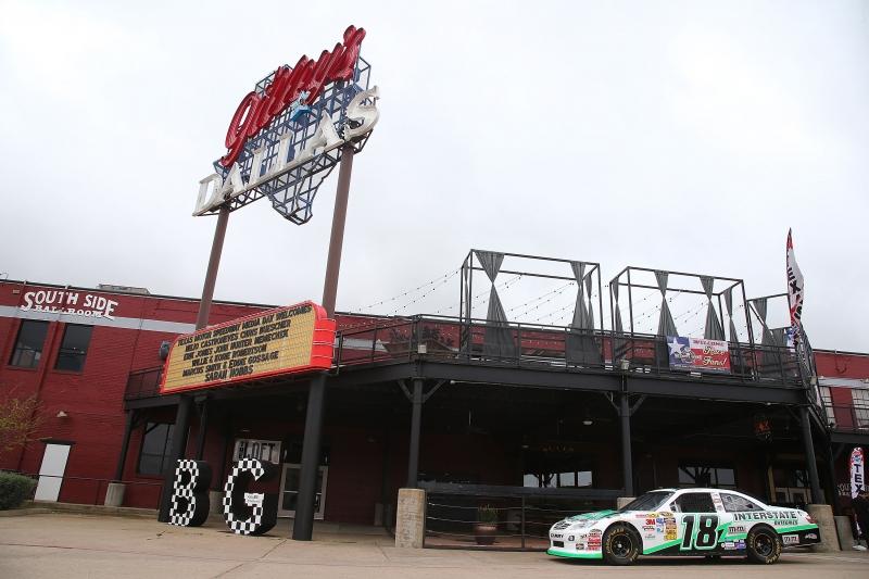 Texas Motor Speedway Media Day Photos - Texas motor speedway car show